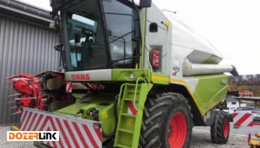 CLAAS TUCANO 430 C540 SCHNEIDWERK combine harvester