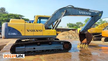 EC 210 VOLVO EXCAVATOR-For Sale