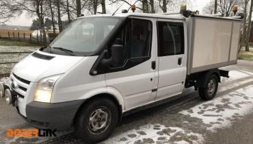 IVECO 35S15 2.3 tilt truck