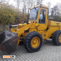 Hanomag C33 Wheel Loader