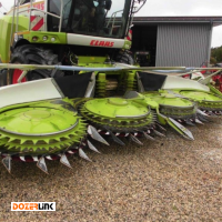 CLAAS Orbis 600 CAC Maize Header