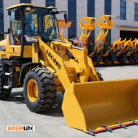 LG938 Compact and Small Wheel Loader