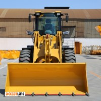 LuGong LG946, 2.5 ton small wheel loader